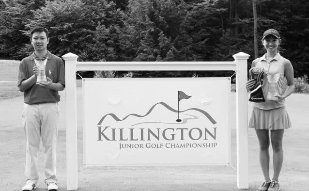 Elite golfers take to Green Mountain National in tourney