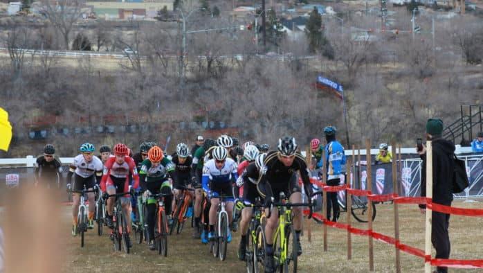 Castleton cyclist makes national debut