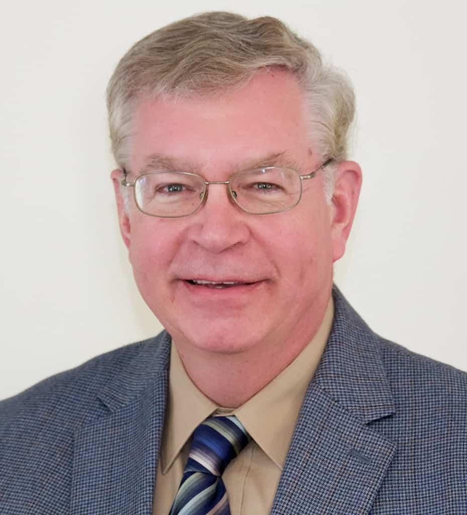Portrait of Jim Harrison