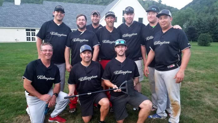 Killington Softball League: And the winner is …