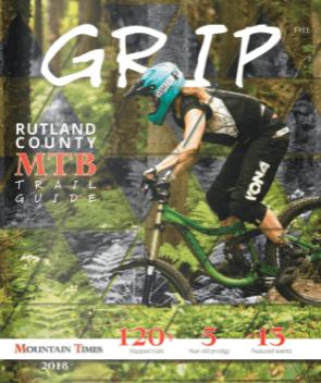 2018 GRIP: MTB Trail Guide