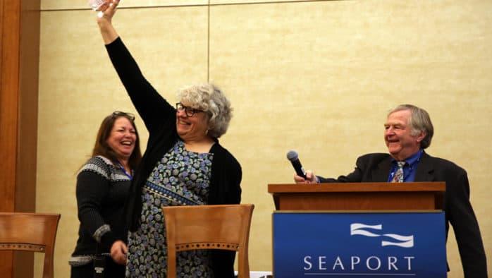 Okemo PR veteran Bonnie MacPherson honored