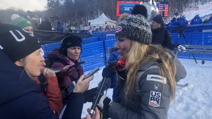 Shiffrin wins third consecutive Killington Cup Slalom