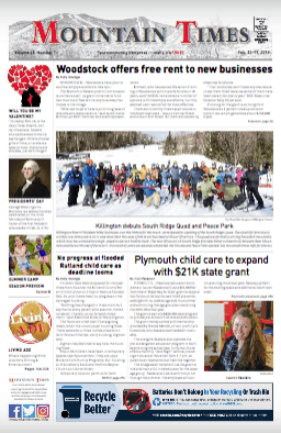 The Mountain Times – Volume 48, Number 9: Feb. 13, 2019