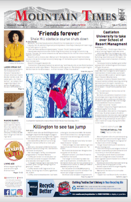 The Mountain Times – Volume 48, Number 8:  Feb. 6-12, 2019