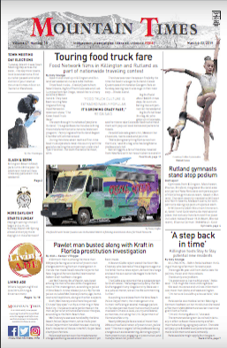 The Mountain Times – Volume 48, Number 11: March 6, 2019