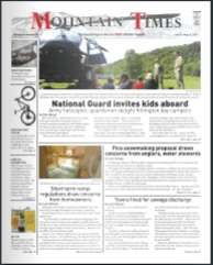Mountain Times – Volume 48, Number 31: July 31-Aug 6