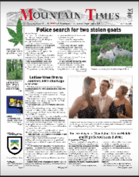 The Mountain Times: Volume 48, Number 29 – July 17-23, 2019