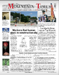 The Mountain Times Volume 48, Number 27 – July 3-9, 2019