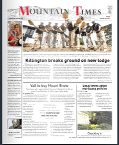 The Mountain Times – Volume 48, Number 30: July 24-30, 2019