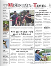 Mountain Times – Volume 48, Number 35: Aug. 28 – Sept. 3, 2019