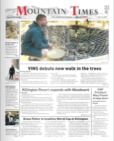 The Mountain Times – Volume 48, Number 40: Oct. 2-8, 2019
