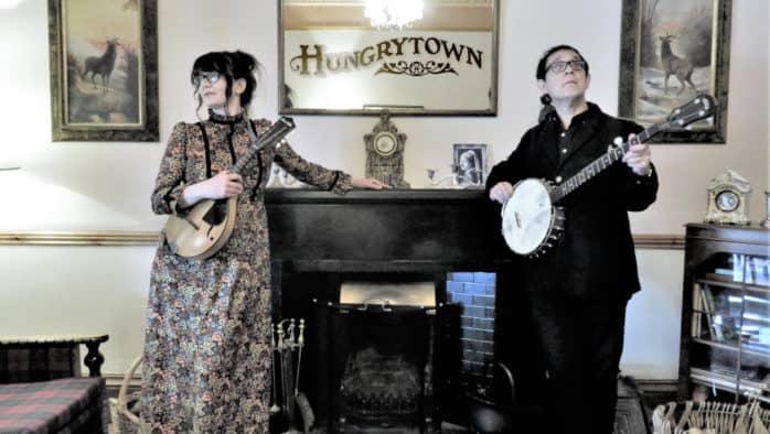 Hungrytown brings folk music to Rutland, Saturday