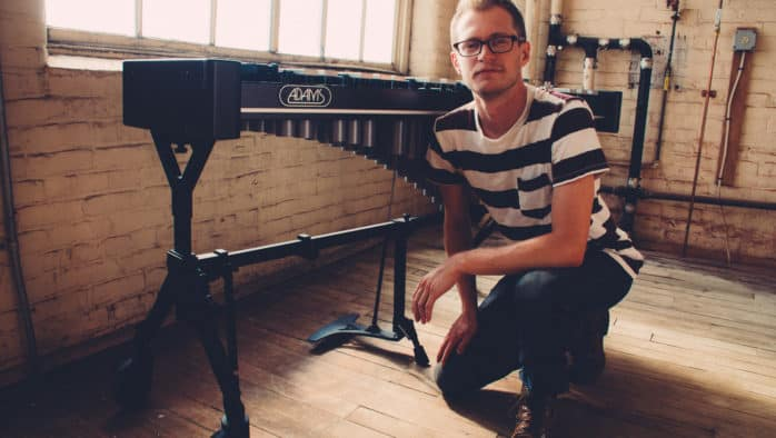 Brandon Music welcomes composer, percussionist and producer Julian Loida