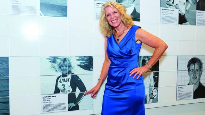 Smith inducted into  Middlebury Hall of Fame
