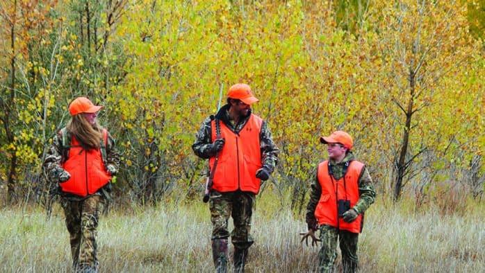 Hunting season begins Nov. 16