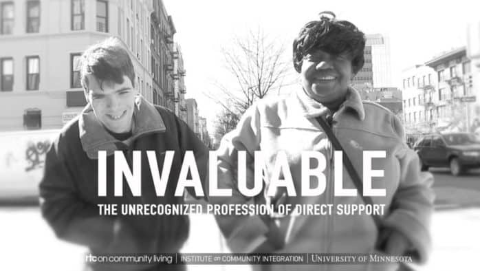 """""""Invaluable"""" screening at the College of St. Joseph"""