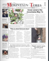Mountain Times – Volume 48, number 20: May 15-21, 2019
