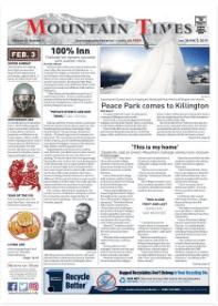 Mountain Times- Volume 48, Number 5: Jan. 30-Feb, 5