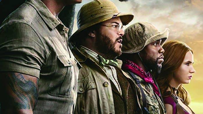 The Movie Diary: Jumanji: The Next Level