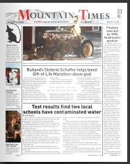 Mountain Times- Volume 48, Number 52: Dec. 25-31, 2019