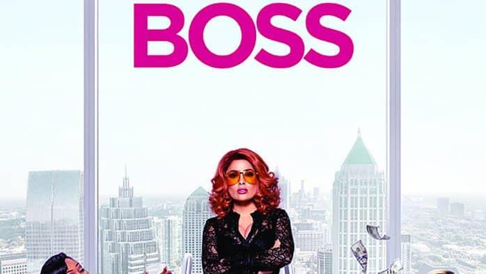 The Movie Diary: Like a Boss
