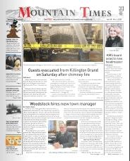 Mountain Times- Volume 49, Number 5: Jan. 29- Feb. 4, 2020
