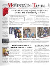 Mountain Times- Volume 49, Number 7: Feb. 12-18, 2020