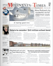 Mountain Times: Volume 49, Number 9- Feb. 26- March 3, 2020