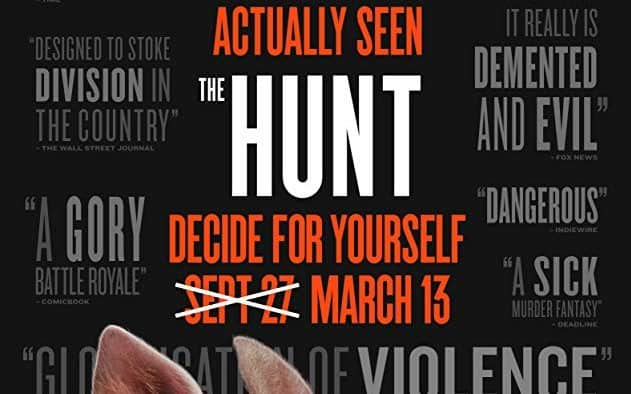 Movie Diary: The Hunt