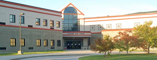 Rutland High School remains open, for now