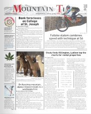 Mountain Times: Volume 49, number 10: March 4-10, 2020