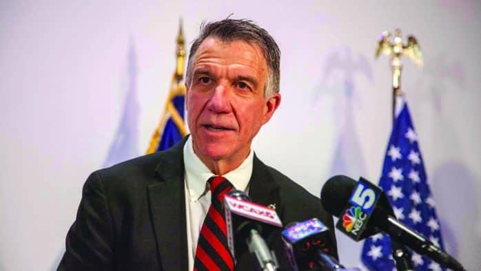 Gov. Scott vetoes Act 250 bill