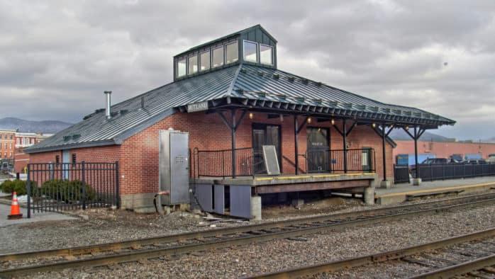 Agency of Transportation announces restart of Amtrak and inter-city transit service