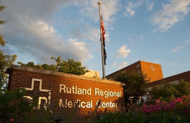 Rutland Regional Medical Center restricts visitors during flu season