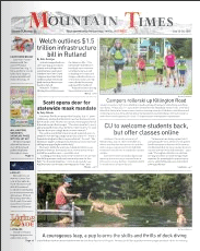 Mountain Times – Volume 49, Number 30 – July 22-28, 2020