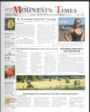 Mountain Times – Volume 49, Number 37 – Sept.9-15, 2020
