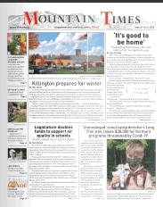 Mountain Times – Volume 49, Number 40 – Sept. 30-Oct. 6, 2020