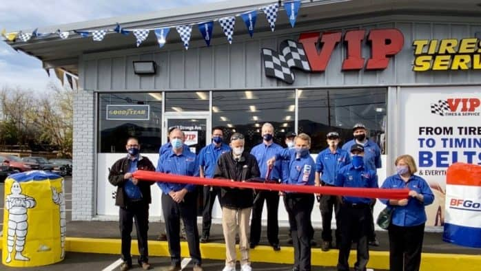 VIP Tires & Service opens location on Strongs Ave in Rutland