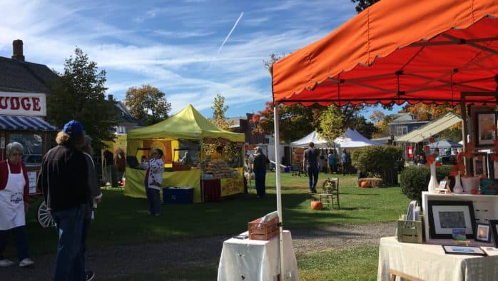 Chaffee Art Center prepares for 60th annual Art in the Park fall foliage festival