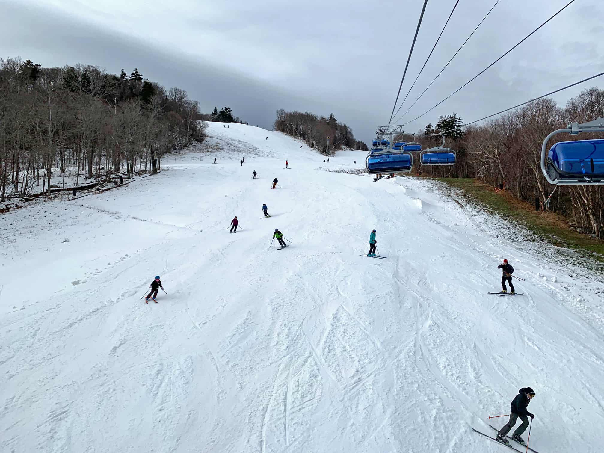 Opening day at Killington was 'near perfection' - The Mountain Times