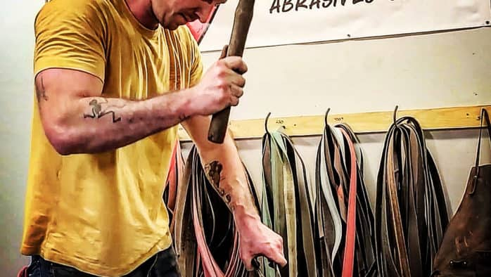 Vermonter competes on History Channel's 'Forged in Fire'
