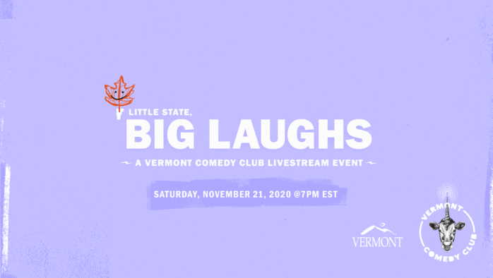 """Little State, Big Laughs"" comedy show to feature local and national comedy acts"