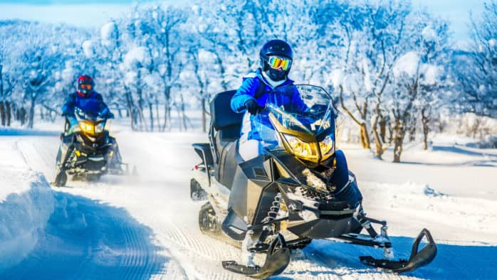 Is your snowmobile ready for winter?