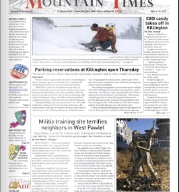 Mountain Times – Volume 49, Number 45 – Nov.4-10, 2020
