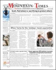 Mountain Times – Volume 49, Number 47 – Nov. 18-24, 2020
