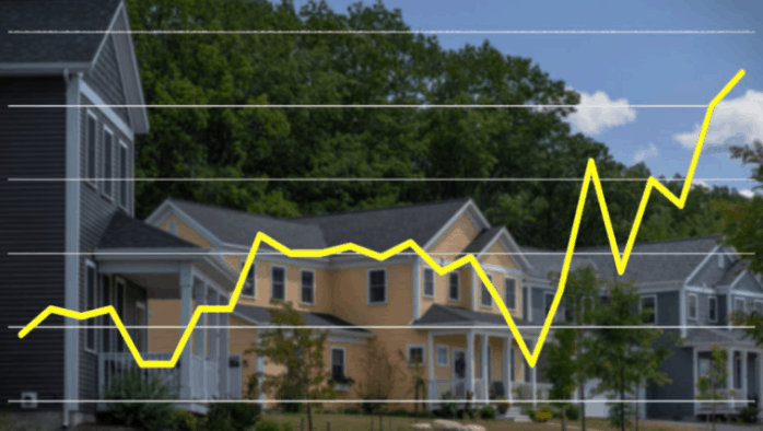 Vermont housing prices rose 23% from September 2019, pandemic fueling increase
