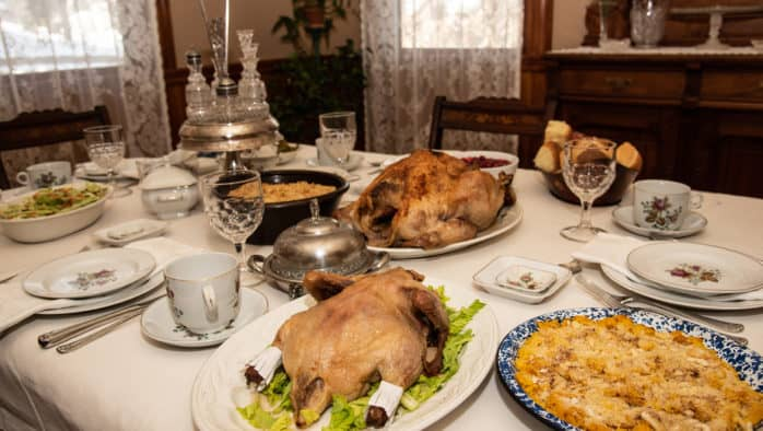 Celebrate Thanksgiving traditions at Billings Farm & Museum