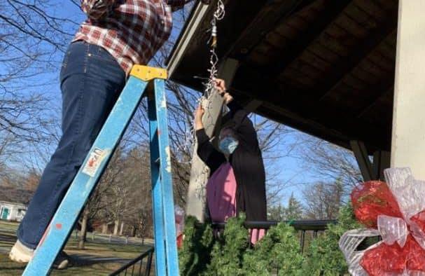 Fair Haven prepares park for the winter holiday season