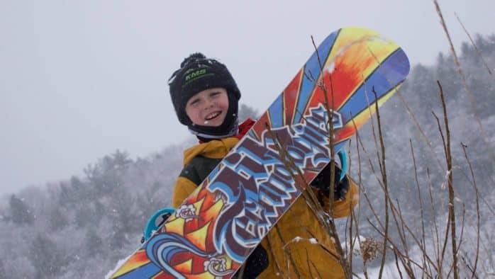Killington local Rocco Jones chosen as Flyin Ryan adventure scholar
